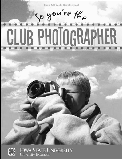 So You're the Club Photographer