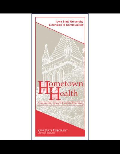 Hometown Health brochure
