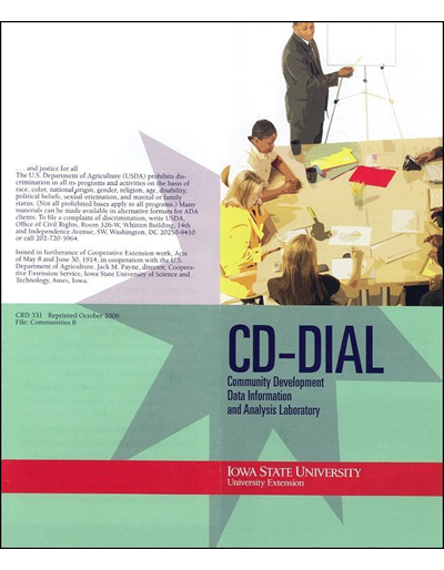 CD-DIAL Community Development Data Information and Analysis Laboratory