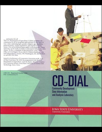 CD-DIAL Community Development Data Information and Analysis Laboratory