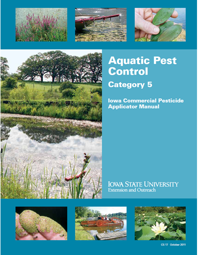 Category 5, Aquatic Pest Control -- A Guide for Commercial Pesticide Applicators