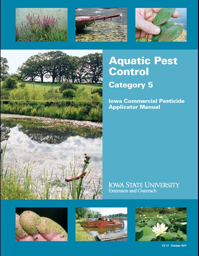 Category 5, Aquatic Pest Control -- A Guide for Commercial Pesticide Applicators