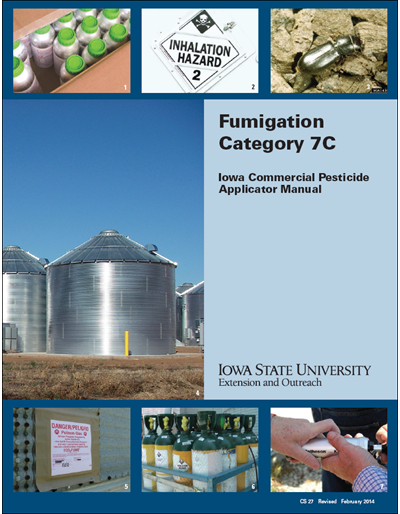 Category 7C, Fumigation -- Iowa Commercial Pesticide Applicator Manual