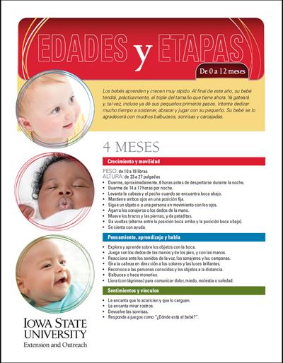 0-12 Meses - Edades y Etapas