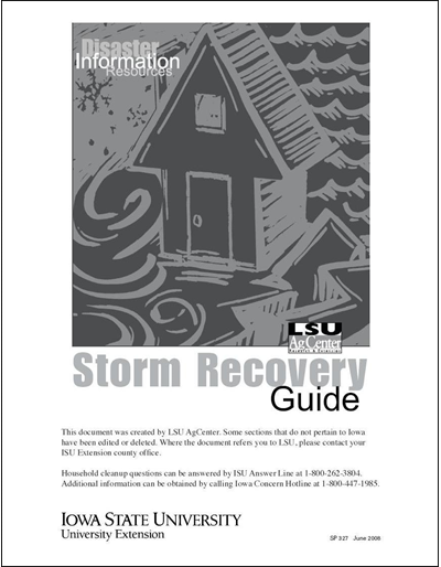 Storm Recovery Guide