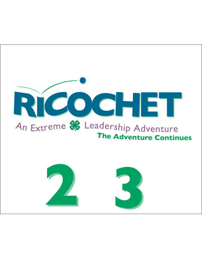 Ricochet 2/3: An Extreme Leadership Adventure -- (Supplemental material for owners of Ricochet 1)