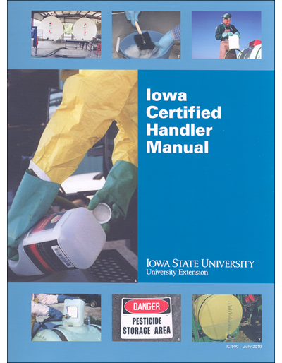 Iowa Certified Handler Manual