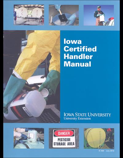 Iowa Certified Handler Manual