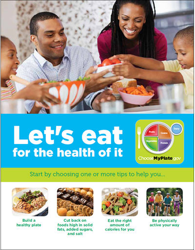 Let's Eat for the Health of It