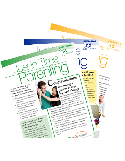 Just In Time Parenting eNewsletters
