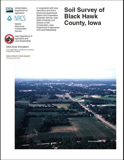 Black Hawk County, Iowa -- Soil Survey Digital Version
