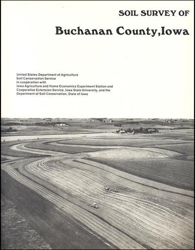 Buchanan County, Iowa -- Soil Survey Digital Version