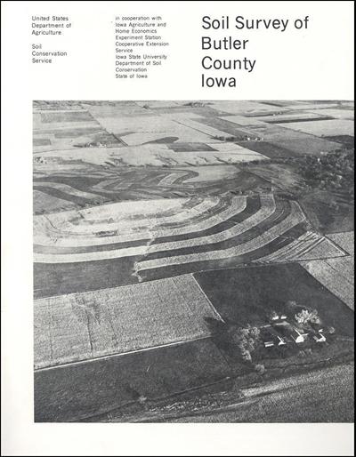 Butler County, Iowa -- Soil Survey Digital Version