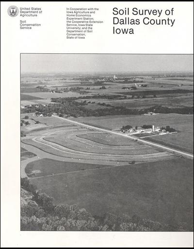 Dallas County, Iowa -- Soil Survey Digital Version