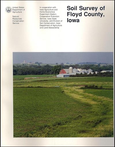 Floyd County, Iowa -- Soil Survey Digital Version