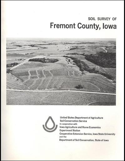 Fremont County, Iowa -- Soil Survey Digital Version