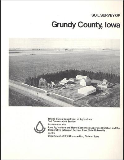 Grundy County, Iowa -- Soil Survey Digital Version