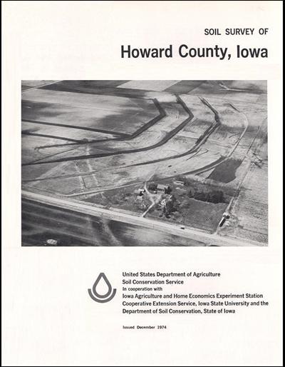 Howard County, Iowa -- Soil Survey Digital Version
