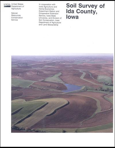 Ida County, Iowa -- Soil Survey Digital Version