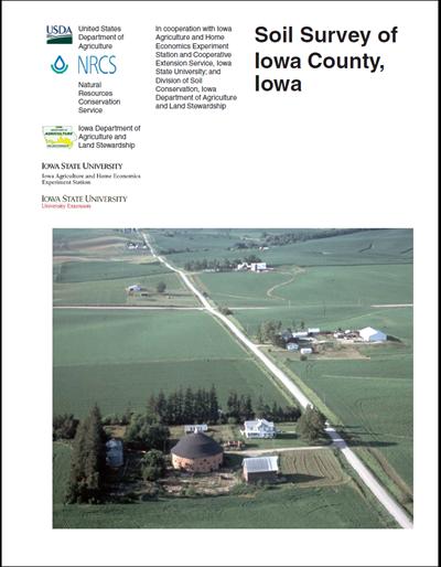 Iowa County, Iowa -- Soil Survey Digital Version