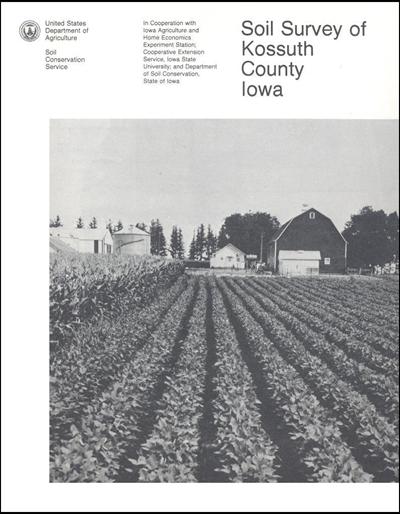 Kossuth County, Iowa -- Soil Survey Digital Version