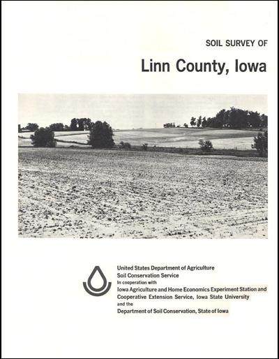 Linn County, Iowa -- Soil Survey Digital Version