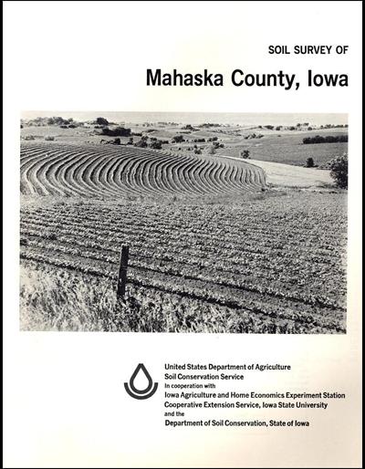 Mahaska County, Iowa -- Soil Survey Digital Version