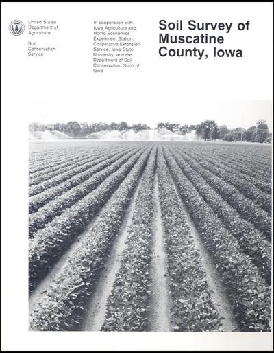 Muscatine County, Iowa -- Soil Survey Digital Version