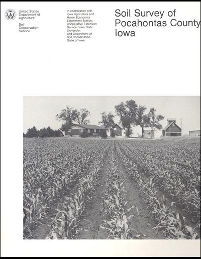 Pocahontas County, Iowa -- Soil Survey Digital Version