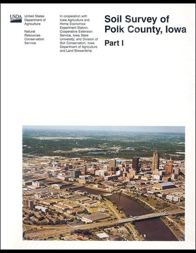 Polk County, Iowa -- Soil Survey Digital Version