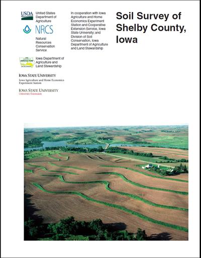 Shelby County, Iowa -- Soil Survey Digital Version