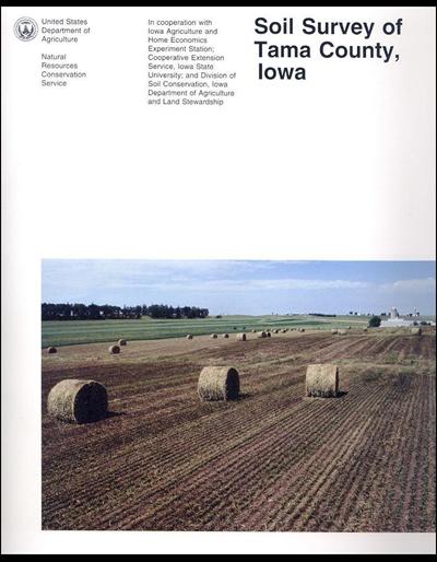 Tama County, Iowa -- Soil Survey Digital Version