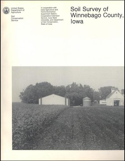 Winnebago County, Iowa -- Soil Survey Digital Version