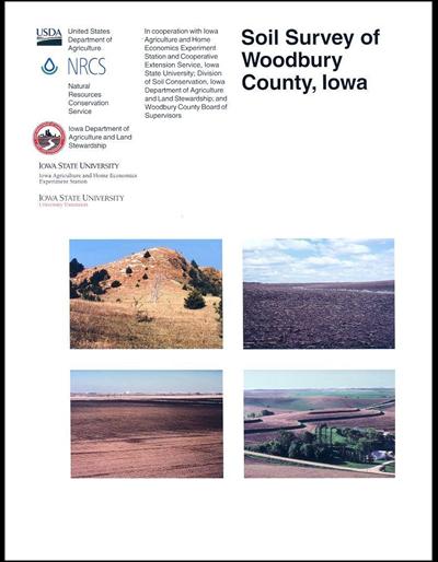 Woodbury County, Iowa -- Soil Survey Digital Version
