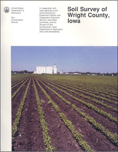 Wright County, Iowa -- Soil Survey Digital Version