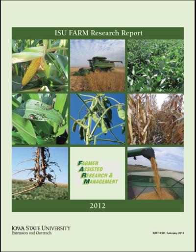 ISU FARM Research Report 2012