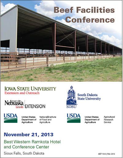 Beef Facilities Conference Proceedings