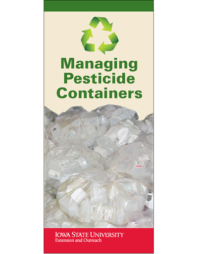 Managing Pesticide Containers