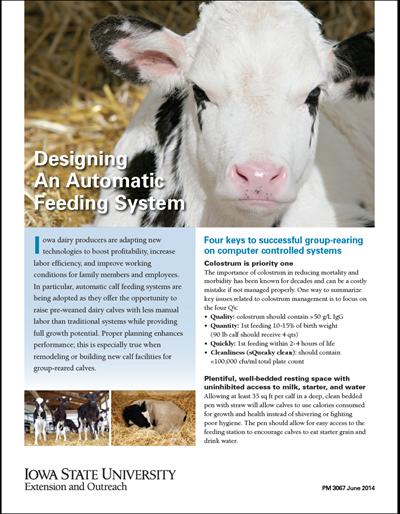 Designing An Automatic Feeding System