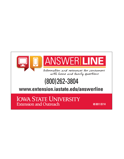 Answer Line Business Cards (Unit=50)