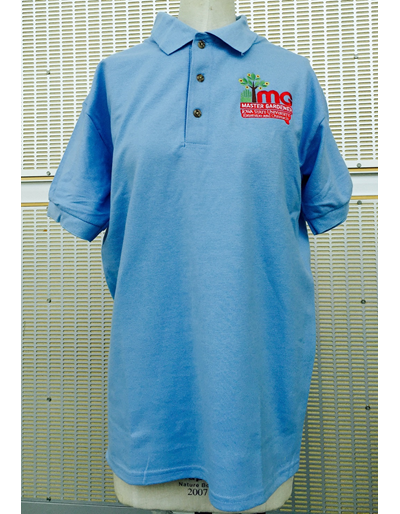 Master Gardener Polo | Blue - Small