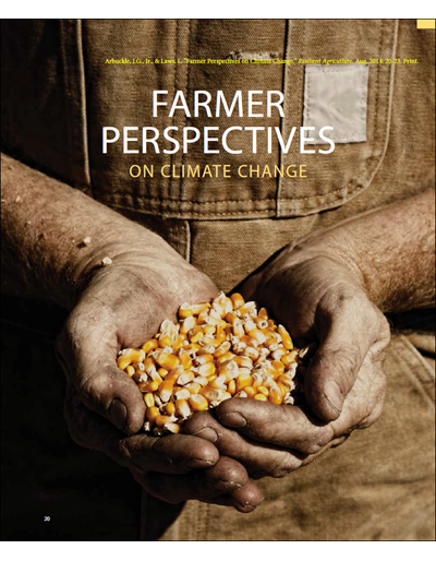 Farmer Perspectives on Climate Change