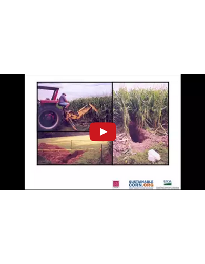 No-Tillage Impacts on Soil Carbon, Nitrogen, and Water (Video)