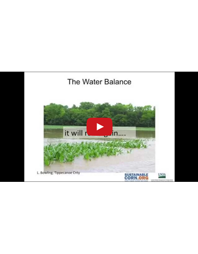 The Water Balance (Video)