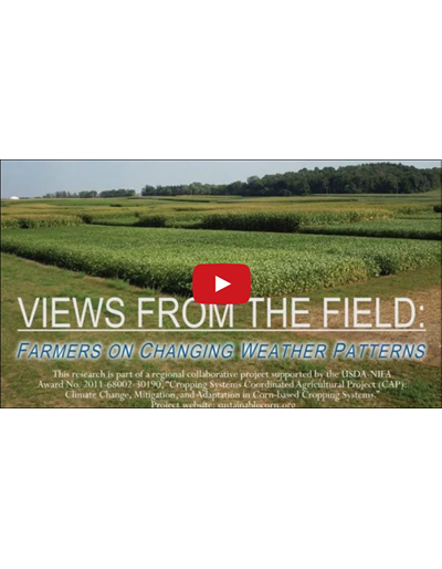 Views From the Field: Farmers on Changing Weather Patterns (Video)
