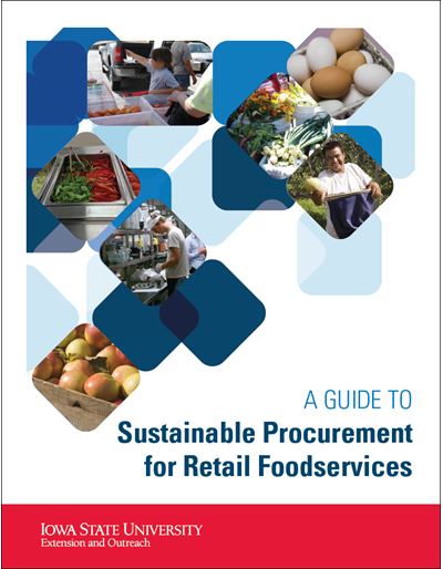 A Guide to Sustainable Food Procurement for Retail Foodservices