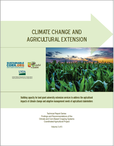 Climate Change and Agricultural Extension, Vol. 3 of 5