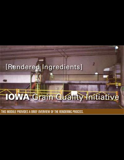 Rendered Ingredients Module