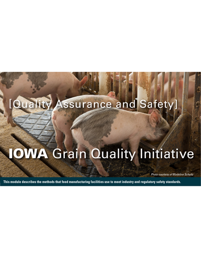 Quality Assurance and Safety Module