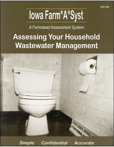Assessing Your Household Wastewater Management -- Iowa Farm*A*Syst A Farmstead Assessment System